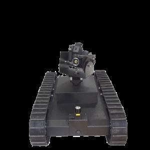 Zippermast-UGV-Kamera