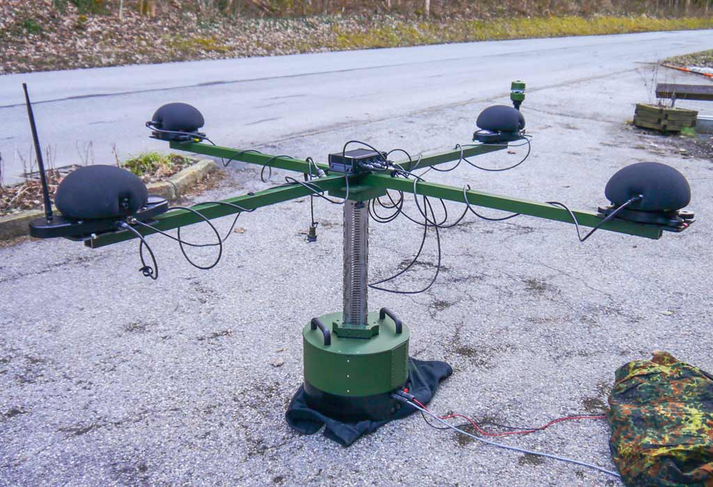 ZIPPERMAST & Sensor-System CASTLE  01